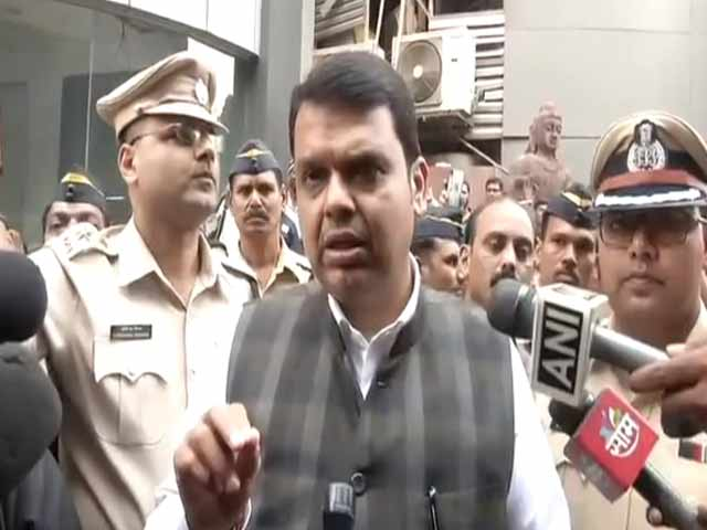 Video : After Mumbai Fire, Chief Minister Orders Safety Audit, And A Crackdown