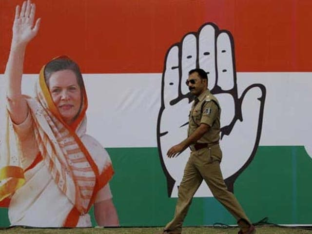 Video : Another Big Blow To Congress In North East, This Time In Meghalaya