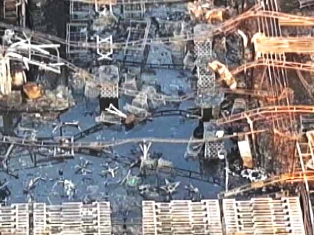 Day After Mumbai Fire, Police Hunt For Accused, Lookout Notice Issued