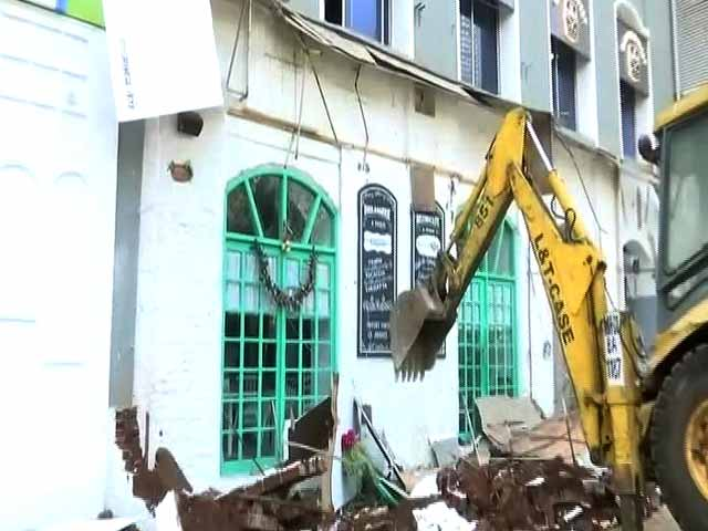 Video : After Mumbai Fire Kills 14, Civic Body Demolishes Illegal Structures