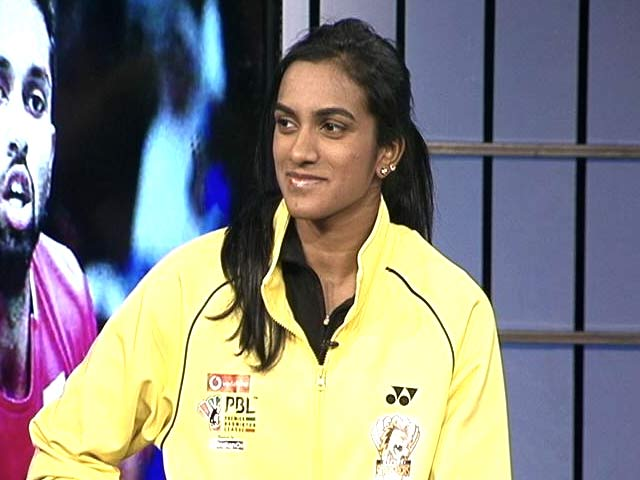 Video : PV Sindhu Asks For Patience For Junior Players To Do Well On International Stage