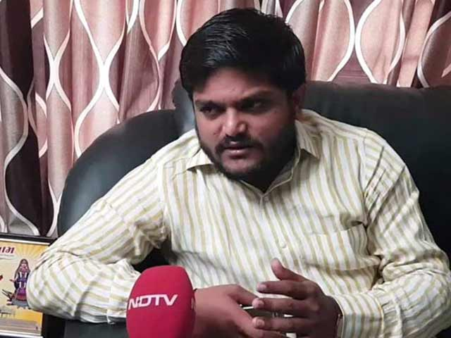 Video : Join Congress: Hardik Patel's Offer To Sulking Nitin Patel, With A Rider