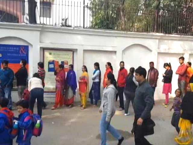 Video : Race For Delhi's Nursery Admissions: What Parents Go Through