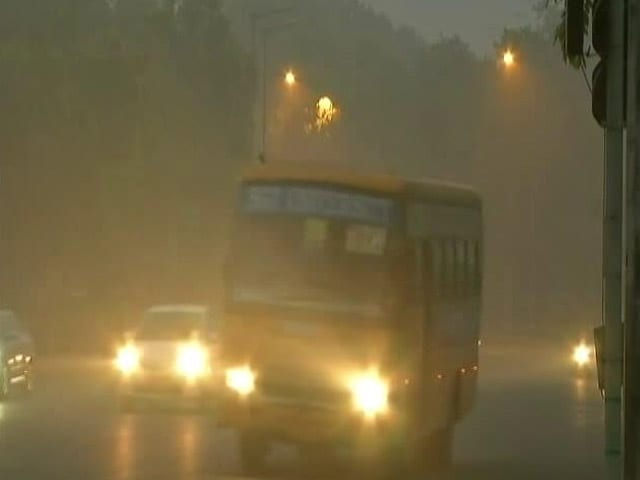 Video : Delhi Suffers As Authorities Find Fault With Each Other's Pollution Plans
