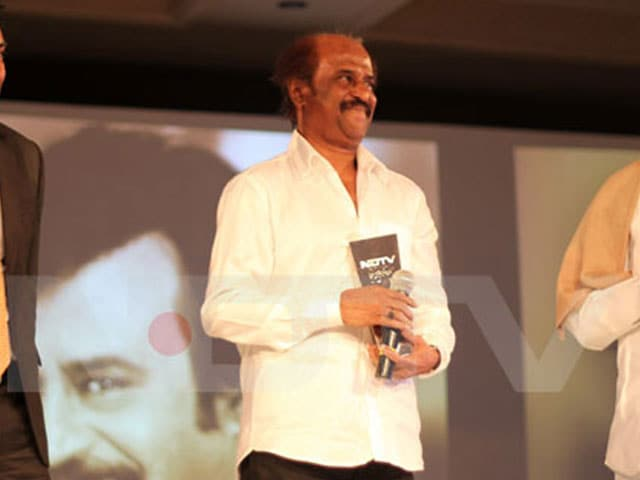 'Entertainer Of The Decade' Rajinikanth's Message On Humility (Aired: February 2011)