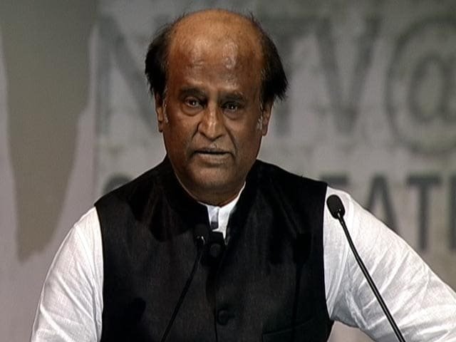 'Miracles Do Happen': 'Living Legend' Rajinikanth (Aired December 2013)