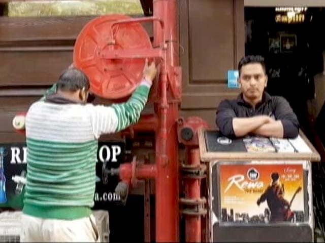 Video : दिल्ली में भी हो रहा है हादसों का इंतज़ार?