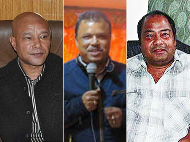 "Video : ""Homecoming"": Top Meghalaya Congress Leader, 3 Others To Join BJP Today"