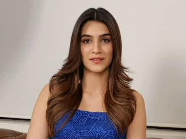 Video : Kriti Sanon On Filmmakers She Would Like To Work With In 2018