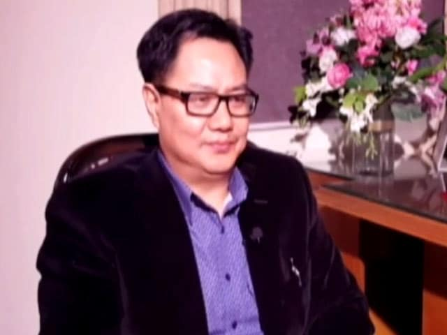 Video : Kiren Rijiju & The Art Of Politics