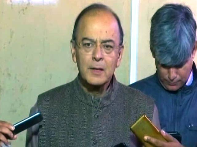 Video : Arun Jaitley Announces Details Of Electoral Bonds For Political Funding