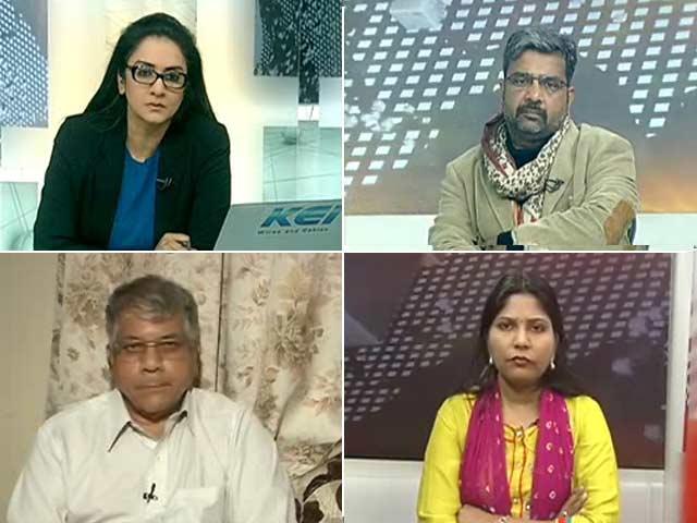 Videos : प्राइम टाइम : महाराष्ट्र में दलित समाज अचानक इतना उग्र क्यों ?