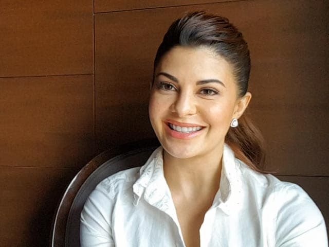 Jacqueline Fernandez On The Difference Between Working With Salman Khan & Varun Dhawan