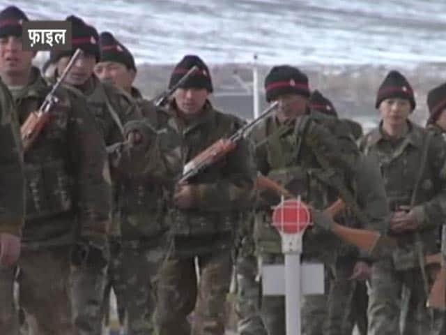 Video : चीन की सड़क निर्माण टीम भारतीय सीमा में घुसी, सेना ने खदेड़ा
