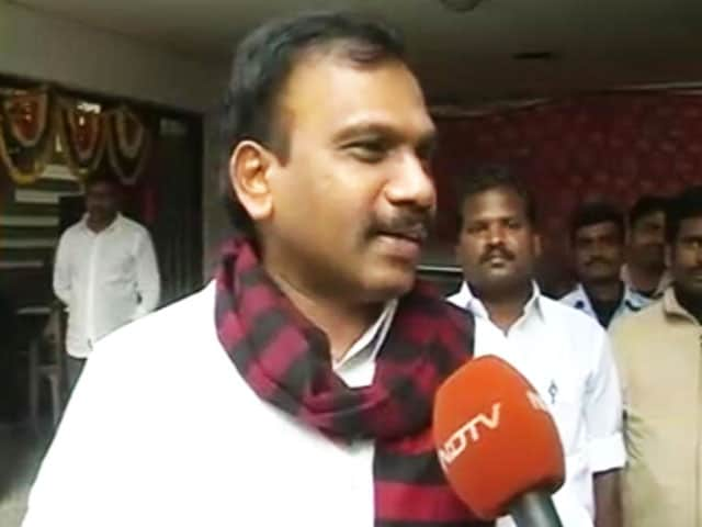 Video : Compulsions Prevented You From Supporting Me: A Raja To Manmohan Singh