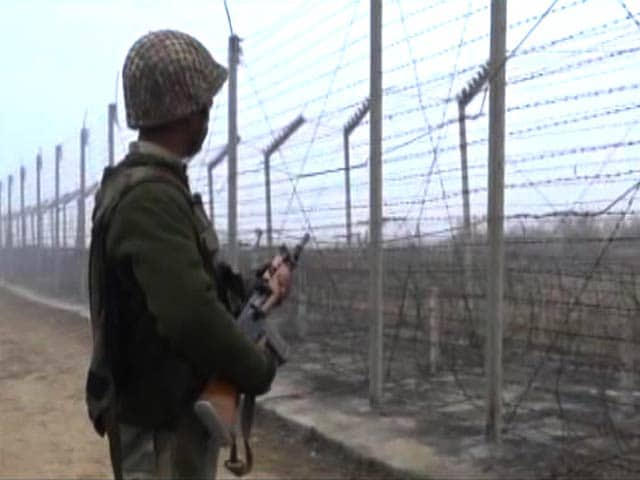Video : BSF Takes Out Pak Mortar Positions, Bunkers After Jawan Dies In Firing