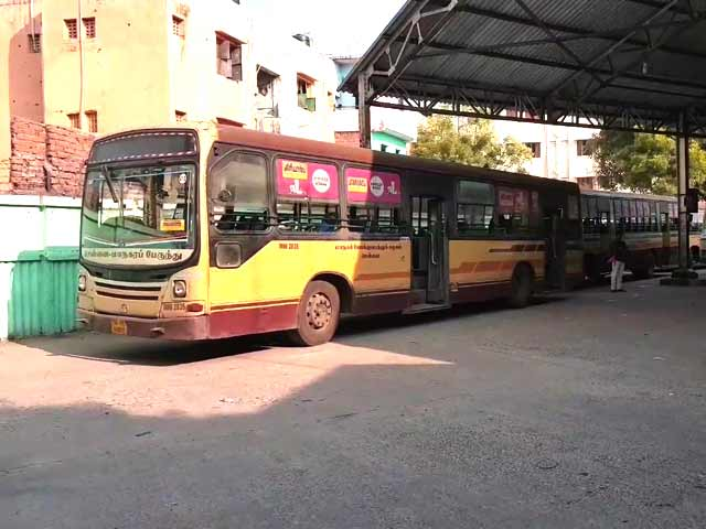 Video : Tamil Nadu Hikes Bus Fares After Six Years, Says Move Inevitable