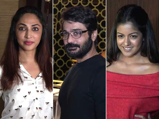 Special Screening Of Prosenjit Chatterjee Starrer 'Mayurakshi' In Mumbai