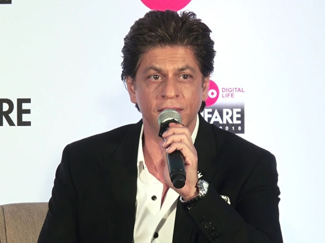 Watch Out, I Will Always Be On Time From Now On! Warns Shah Rukh Khan