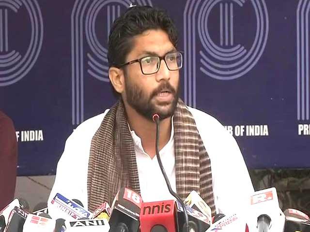 Video : 'Ambedkarite' PM Must Speak On Violence Against Dalits: Jignesh Mevani