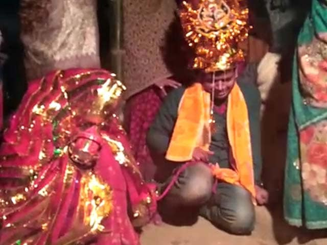 Video : Bihar Engineer Forced To Marry At Gunpoint, Kept Crying, Ordeal On Video