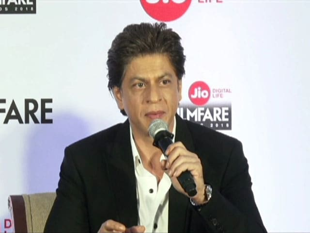 'Zero' Is The Most Advanced VFX Film In The World: Shah Rukh Khan
