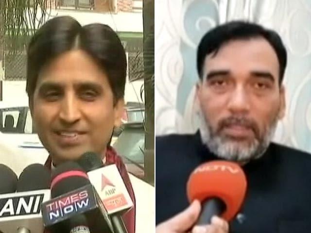 Videos : गोपाल राय हैं आम आदमी पार्टी के 'कटप्पा' : कुमार विश्वास