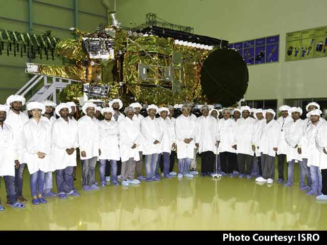 Video : ISRO's Heaviest Satellite To Boost Internet, A Boon For Rural India