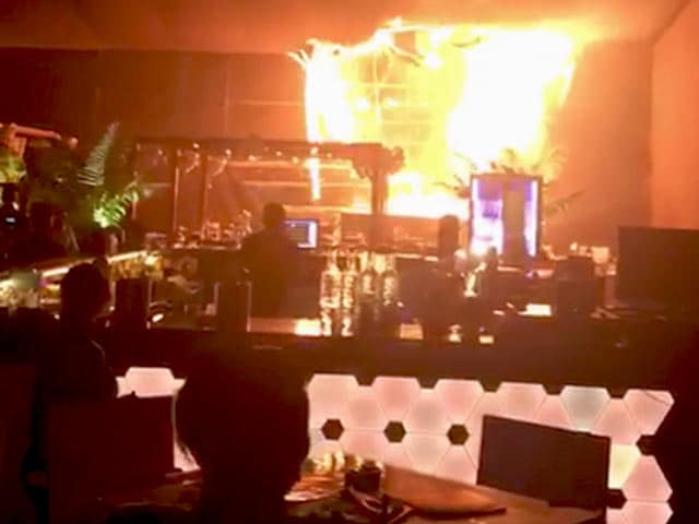 Video : Former Pune Top Cop's Son, Owner Of Mumbai Pub That Caught Fire, Arrested