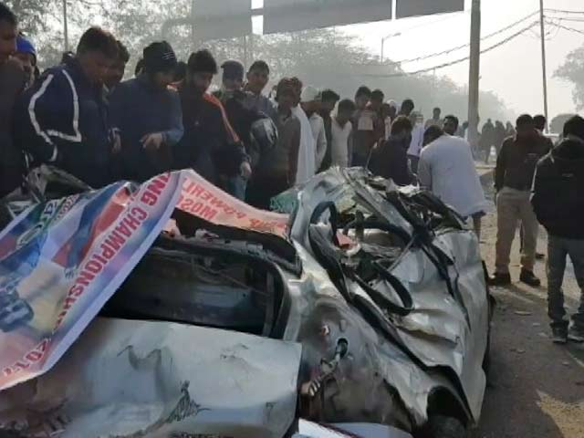 Video : दिल्ली : पावर लिफ्टिंग वर्ल्ड चैंपियन सक्षम यादव सहित 5 खिलाड़ियों की मौत