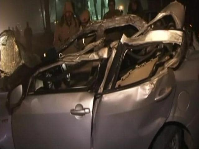 Video : 4 Powerlifters Killed In Accident In Delhi, World Champion Seriously Hurt