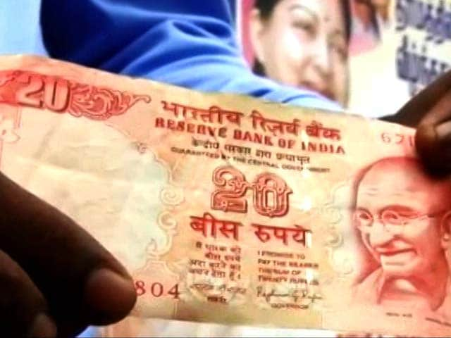 Video : In Chennai's RK Nagar Bypoll, Was A Rs 20 Note The Gamechanger?