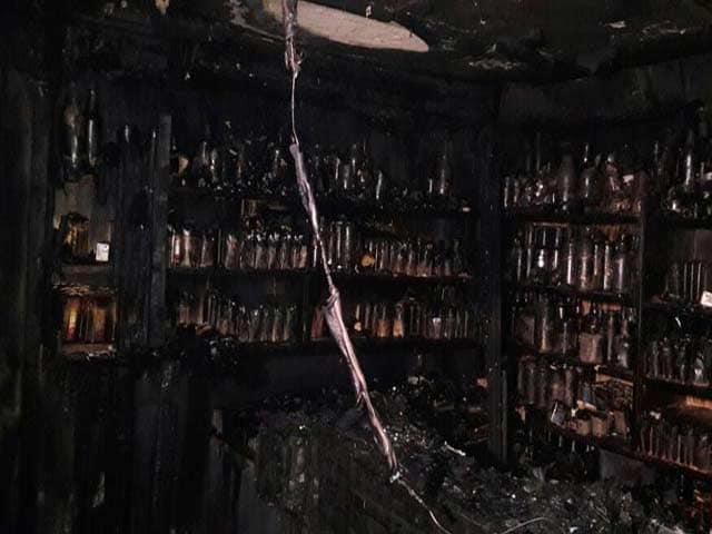 Videos : बेंगलुरु: बार में आग लगने से 5 कर्मचारियों की मौत