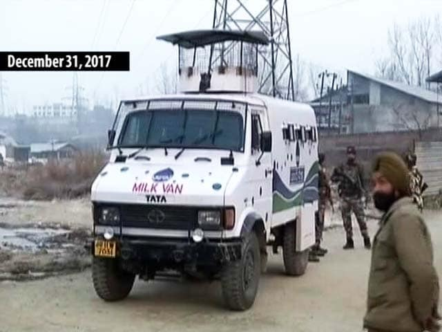 Video : In Fighting Terror In Kashmir, Police Strategy To Go Beyond Encounters