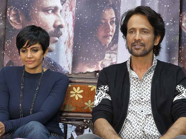 Video: Mandira Bedi & Kay Kay Menon On Their Upcoming Film Vodka Diaries