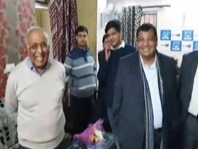 Videos : एनडी गुप्ता की उम्मीदवारी पर फैसला