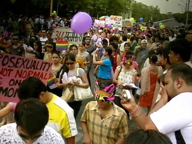 Video : Supreme Court To Revisit 2013 Verdict Criminalising Gay Sex
