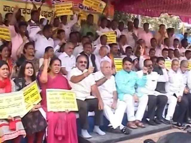 Video : 'Silicon City Is Now Crime City': BJP Slams Karnataka Government
