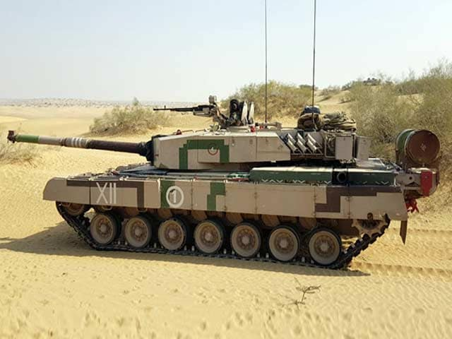 Video : Cut Hard, Cut Deep: Arjun Tanks In Action
