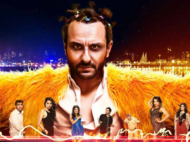 First Impressions Of Saif Ali Khan's Kaalakaandi