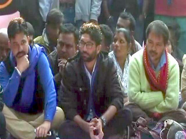 Videos : बड़ी खबर : हम प्यार, इश्क और मोहब्बत का ही गीत गाएंगे : जिन्नेश मेवाणी