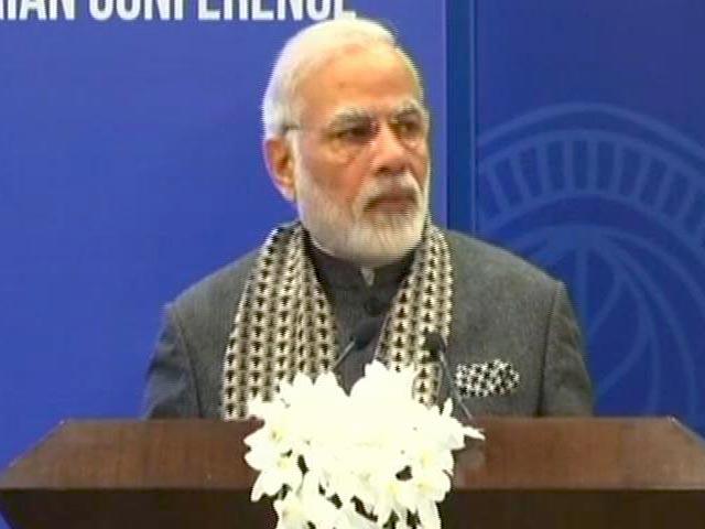 Videos : राहुल विदेश में भारत की छवि खराब कर रहे : बीजेपी