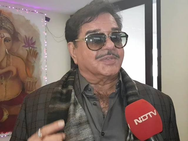Video : Shatrughan Sinha Says 'Victimised', After Civic Body Razes Part Of His Juhu House