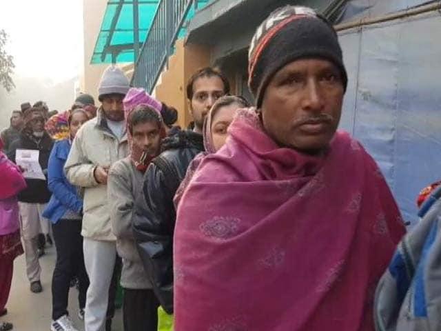 Videos : नेशनल रिपोर्टर : GROUND REPORT : आधार के लिए दर-बदर दिल्ली