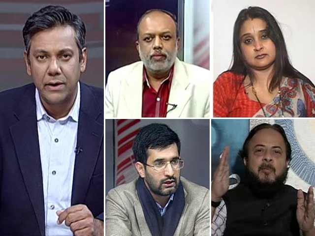 Video : Beef Politics In Yogi Adityanath's Karnataka Menu?