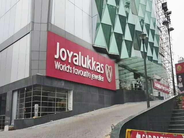 Video : Jewellery Chain Joyalukkas Raided At Multiple Places In Chennai