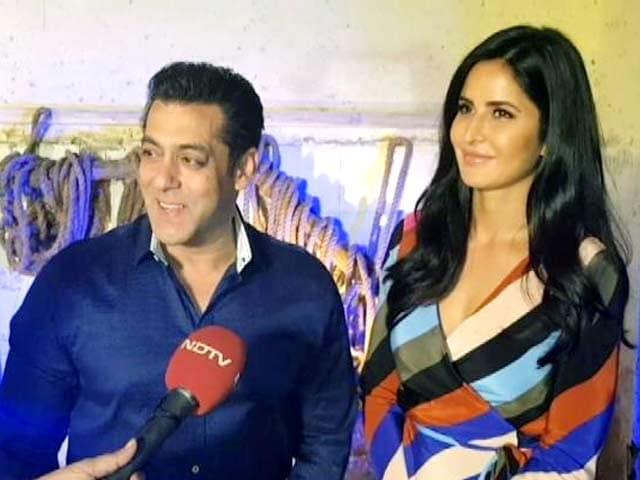 Videos : सलमान खान, कैटरीना कैफ और अली अब्बास जफर से NDTV की खास बातचीत