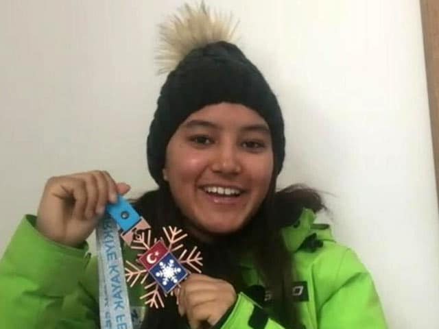 Aanchal Thakur Brings Home India's First Skiing Medal