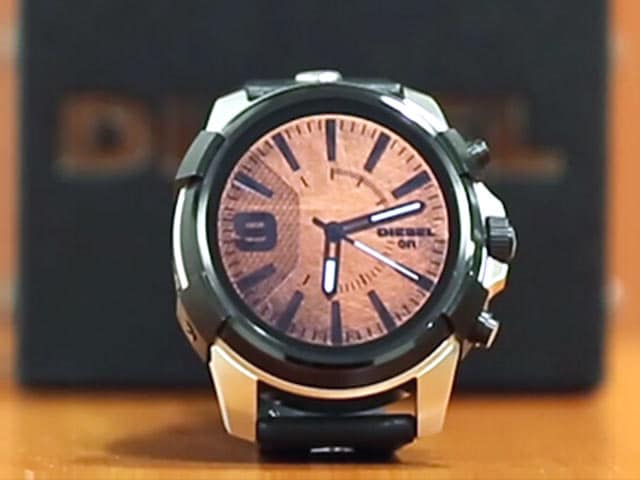 Video : Diesel On Smartwatch Review: Android Wear Goes Fashionable?