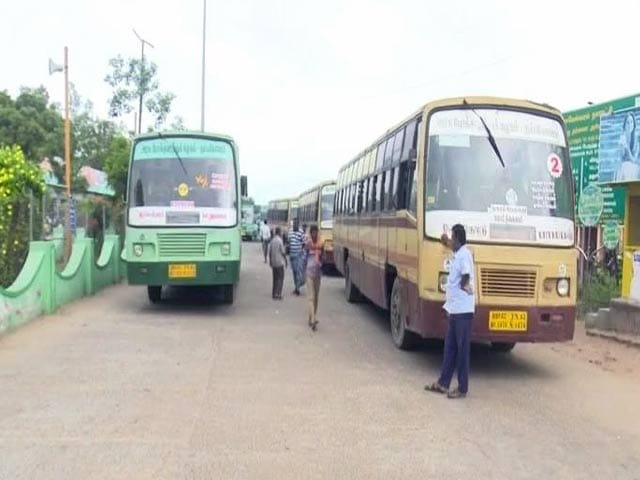 Video : Tamil Nadu MLAs Closer To Fat Raise As Bus Workers Strike For Pay Hike